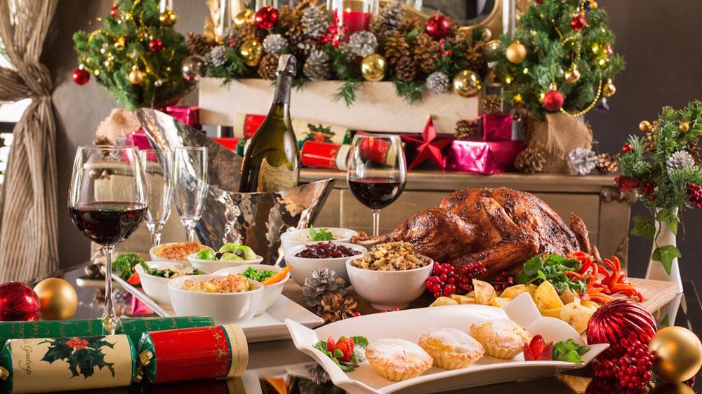 Χριστουγεννιάτικες Γιορτές και Διατροφή